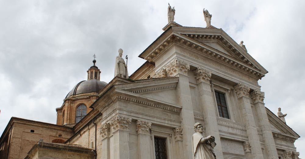 Cathedral in Urbino