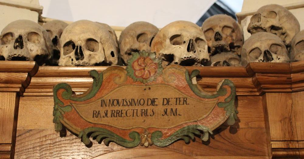 Chiesa dei Morti Skulls