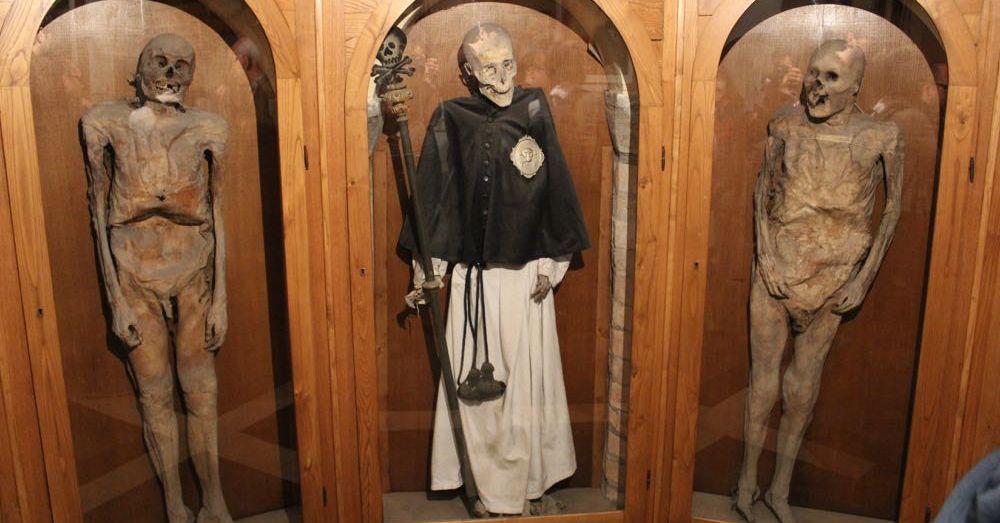 Chiesa dei Morti Mummies