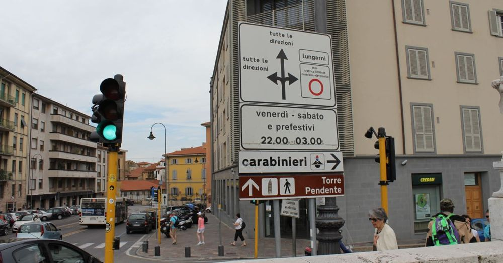 This way to the Torre!