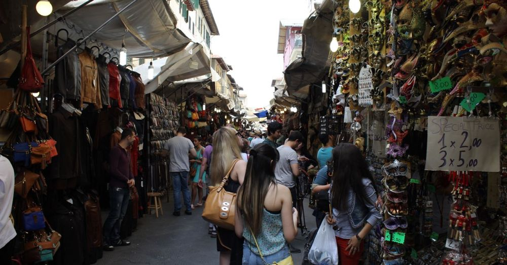Piazza del Mercato Centrale
