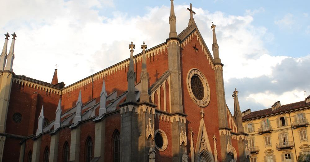 Church in Turin