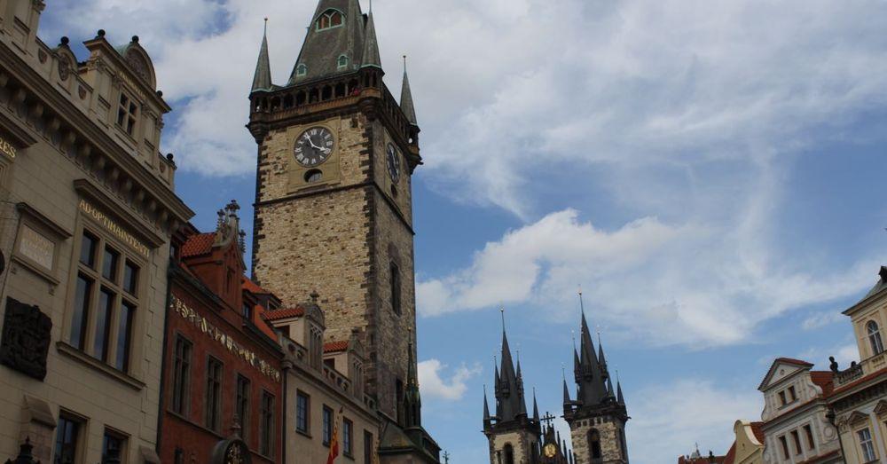 Long View: Prague Old Town