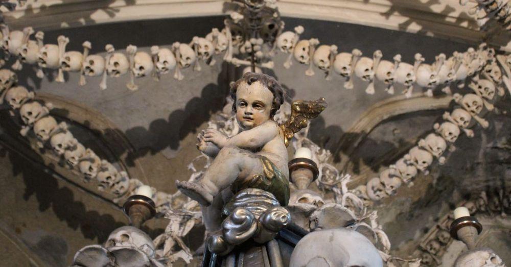 Angel among the Bones