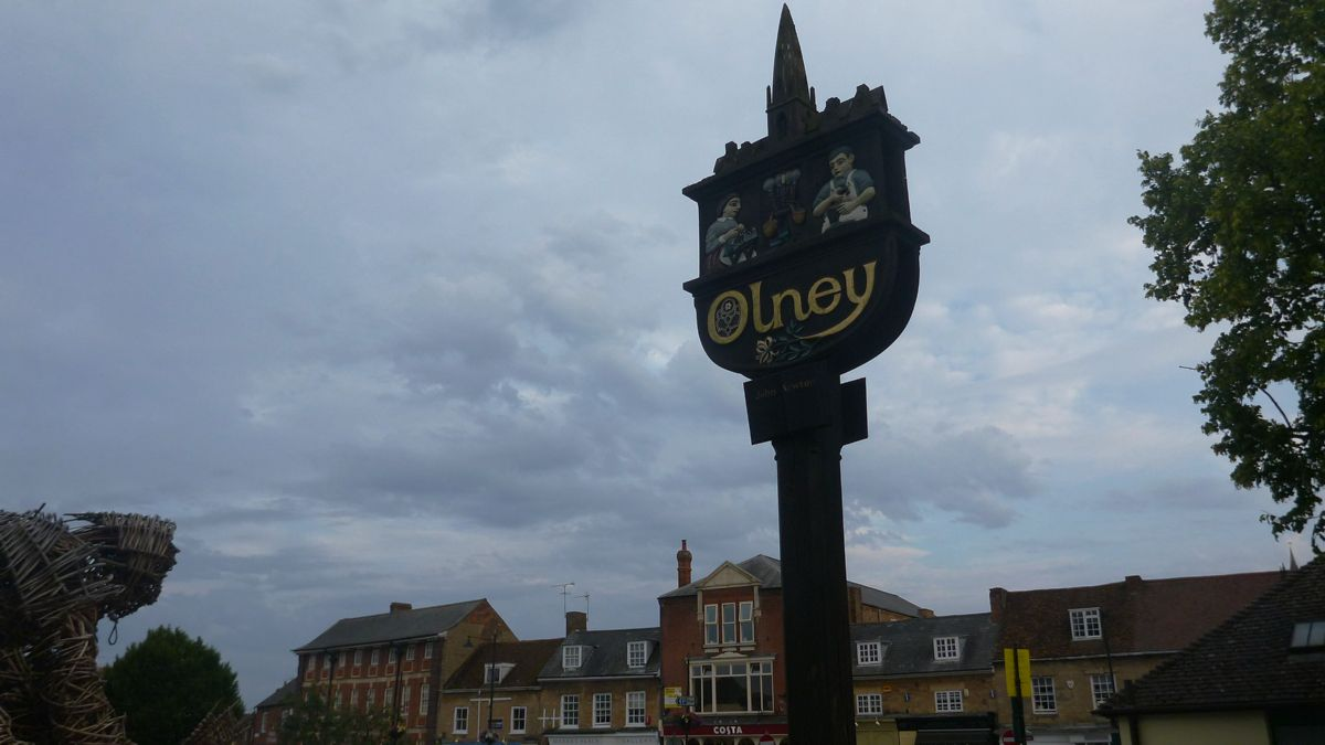 Welcome to Olney.