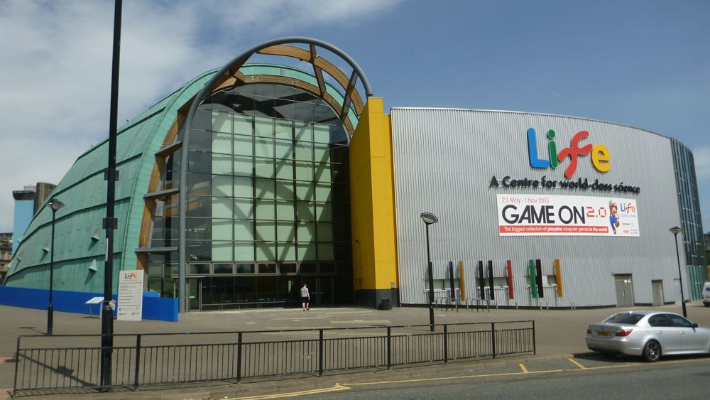 Newcastle's Life Science Center