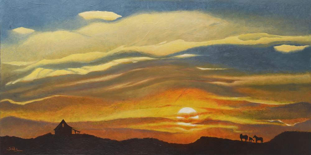 Texas Sunset 1