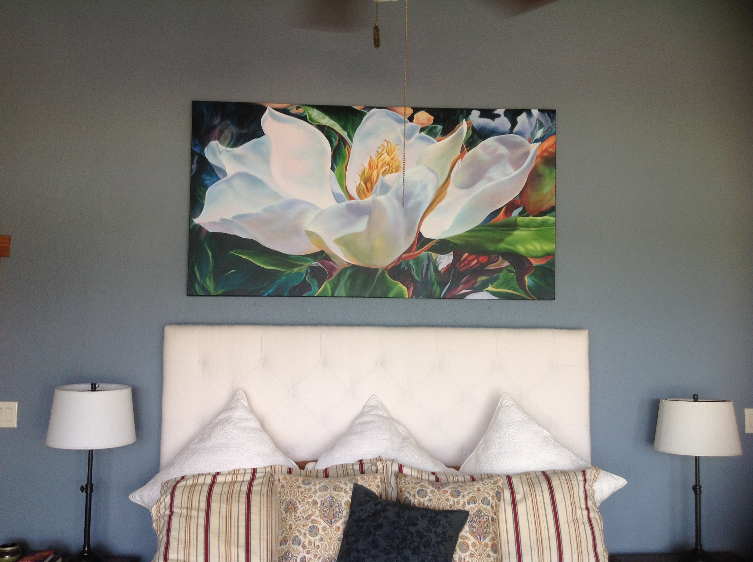 """I knew this wonderful piece would find it's perfect """"forever"""" home."""