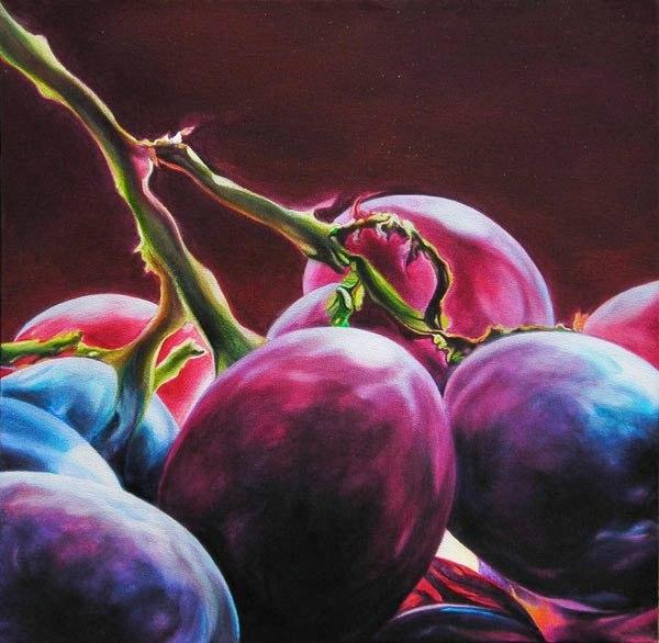 "SATIN 24"" x 14"" by Doug Sweet"