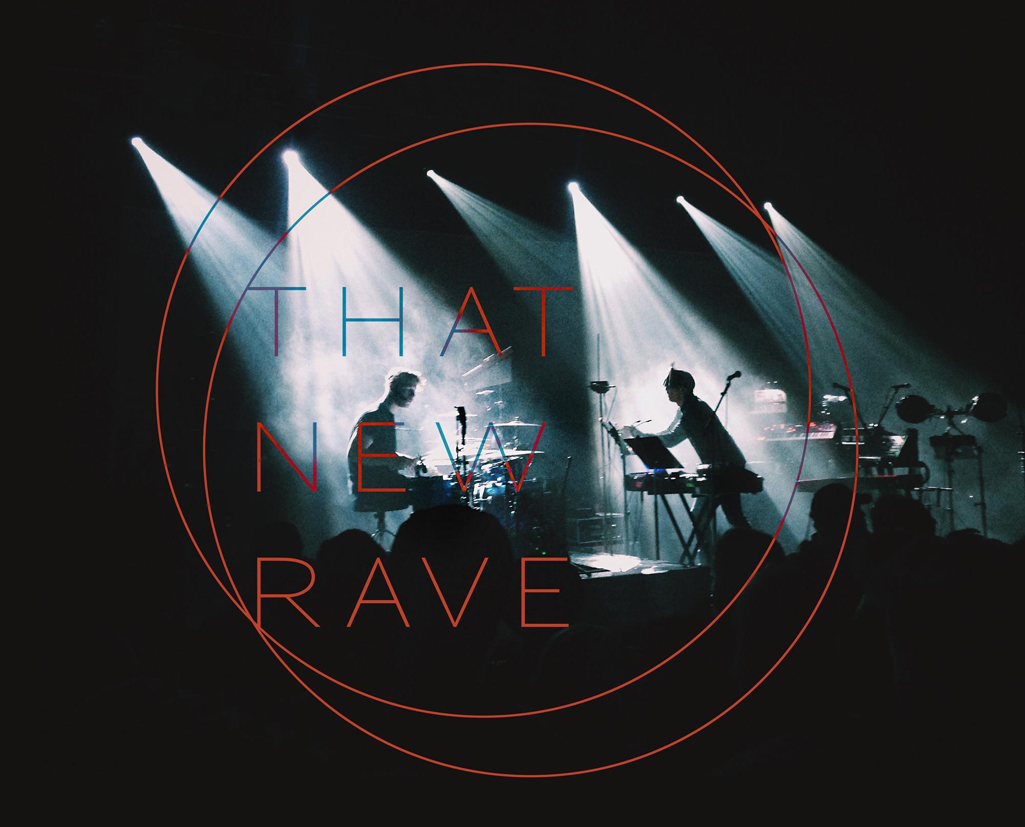 That New Rave ; Logo