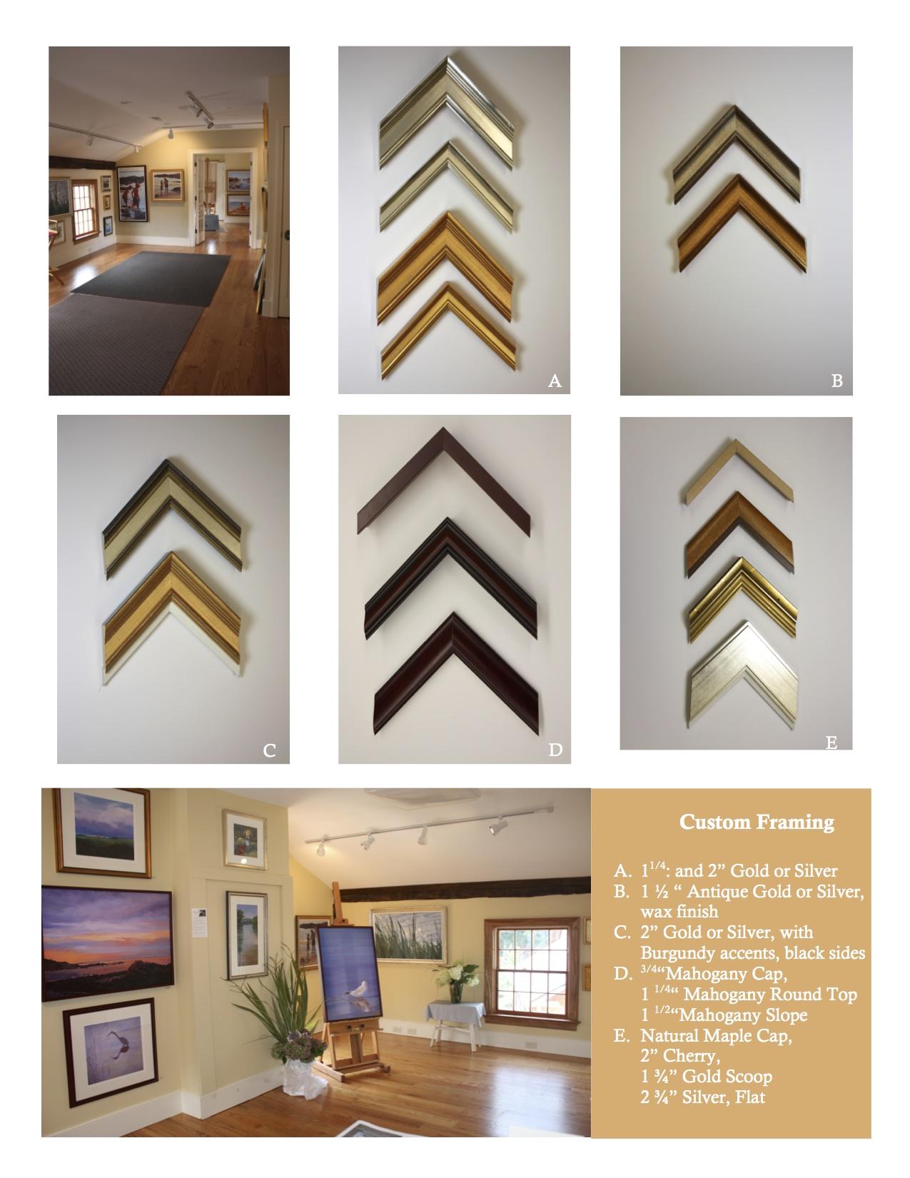 Frames Catalogue