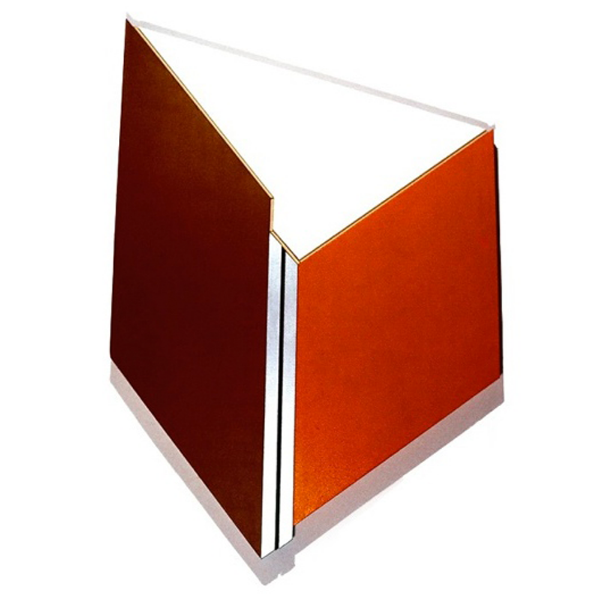 "Sensor, 48  ""  W x 34  ""  H x   3  ""  D, Polymer, Canvas,   Painting, 1975"