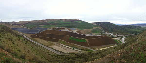 Sycamore Landfill and Rock Quarry. Photo courtesy of Republic Services.