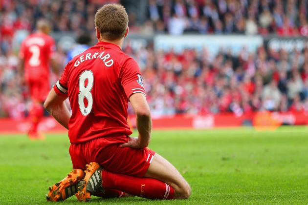 The Unguarded moment at Anfield