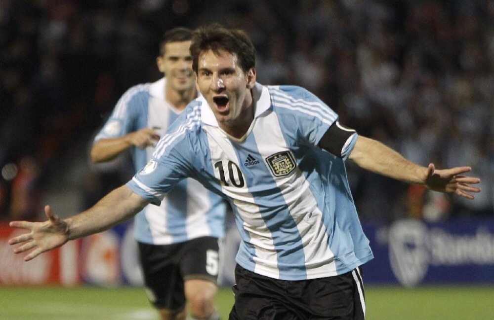 As good as it gets.. Lionel Messi stakes his claim for immortality in Brazil.