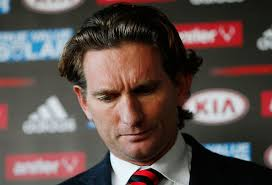 It'll end in tears... Hird reaching the endgame at Essendon.