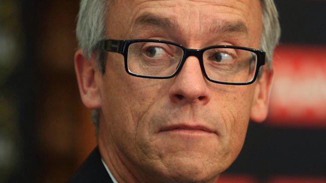 Aew you free on a    Wednesday?    David Gallop needs to be bold.