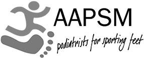 Bayside Sport Podiatry member of AAPSM