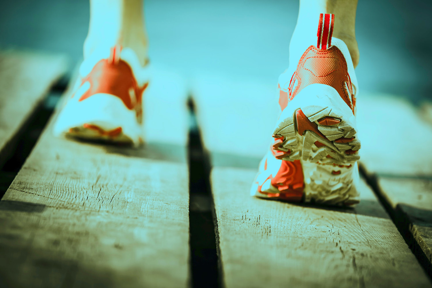 Increase your running load by 10% to prevent injury