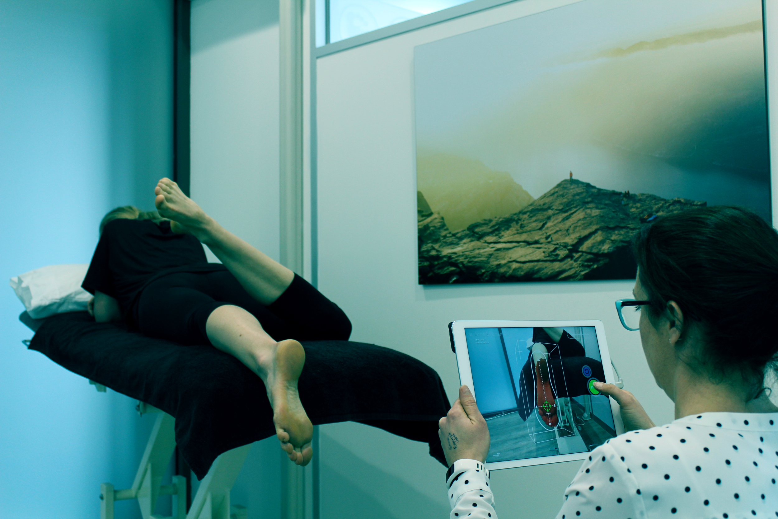 Perfecting 3D Foot Scanning — BAYSIDE SPORTS PODIATRY