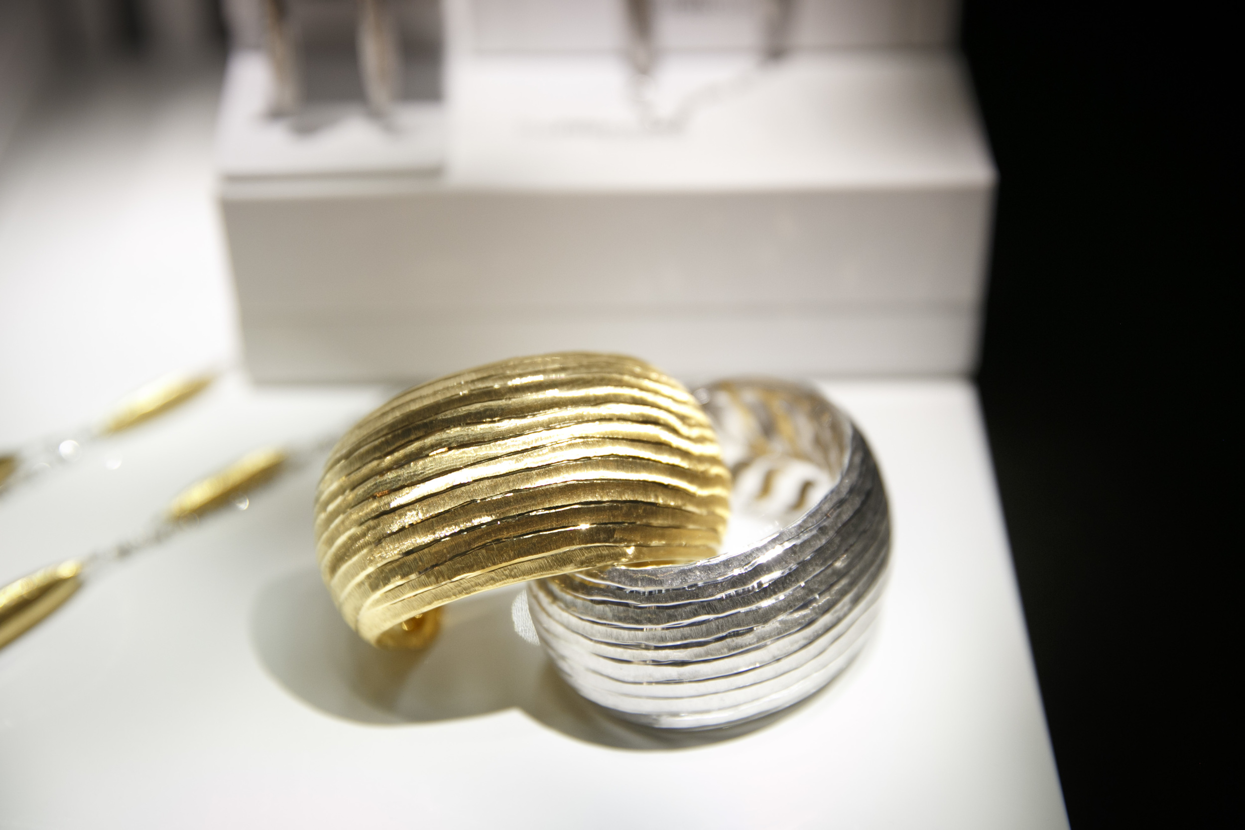 Craig Husar New Jewelry Trends VicenzaOro event in Vicenza, Italy