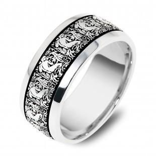 DORA - Wedding Band Ring  Style No. 5333  Starting at $1175