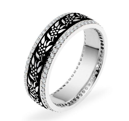 DORA - Wedding Band Ring  Style No. 5801  Starting at $2735