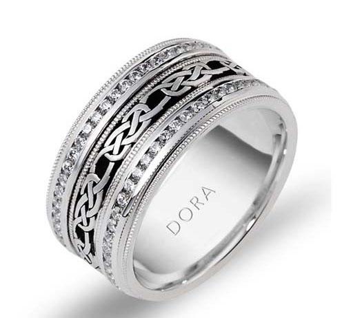 DORA - Wedding Band Ring  Style No. 5261  Starting at $3495