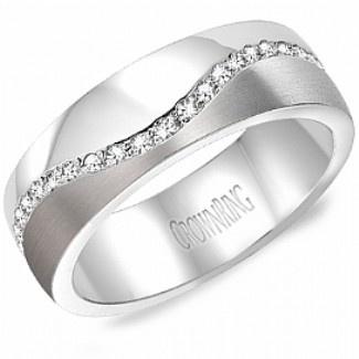 CROWN RING - Wedding Band Ring  Style No. WB_8033  Starting at $2400