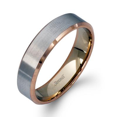 SIMON G. - Wedding Band Ring  Style No. LG_108  Starting at $1430