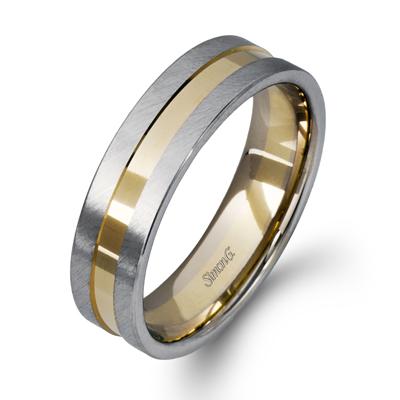 SIMON G. - Wedding Band Ring  Style No. LG_105  Starting at $1650