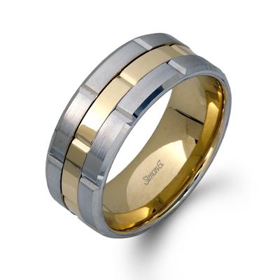 SIMON G. - Wedding Band Ring  Style No. LG_114  Starting at $2090