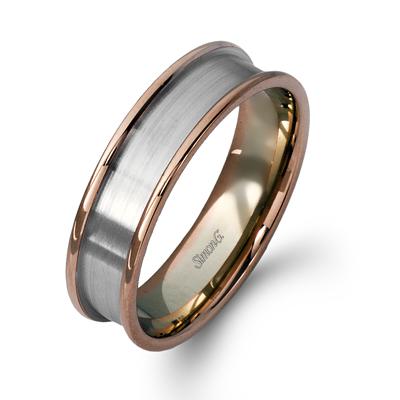 SIMON G. - Wedding Band Ring  Style No. LG_102  Starting at $1210