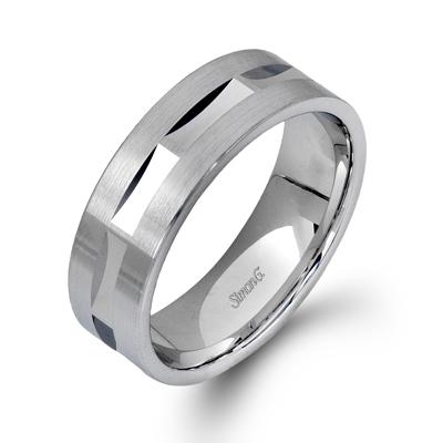 SIMON G. - Wedding Band Ring  Style No. LG_115  Starting at $1870