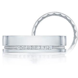 TACORI - Wedding Band Ring  Style No. 1086_D  Starting at $2800