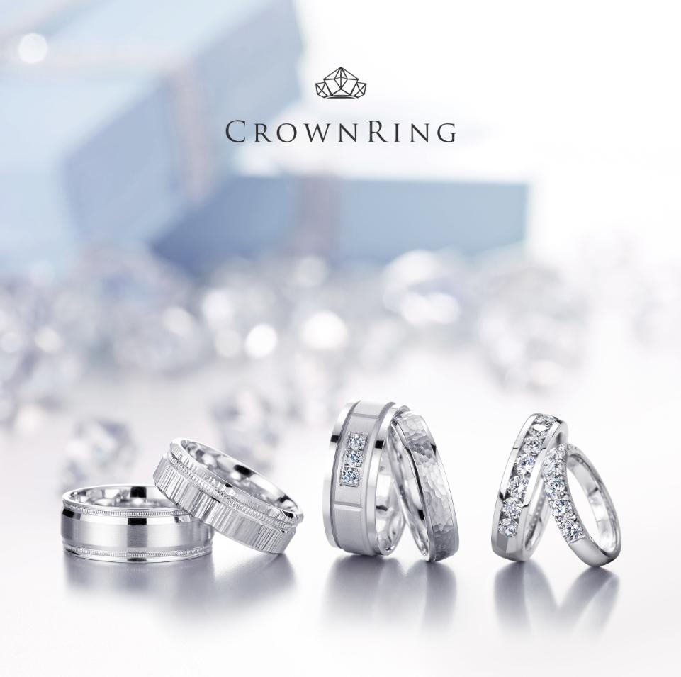 CrownRing Wedding Rings