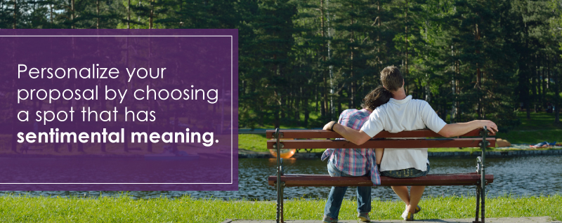choosing a proposal location