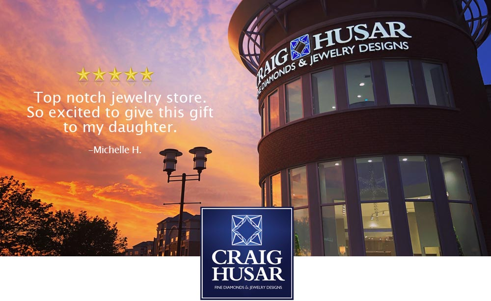 CRAIG HUSAR Fine Diamonds & Jewelry Designs