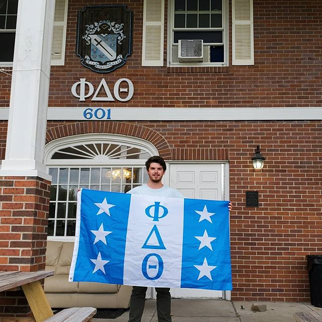Congratulations Brother Schneider on being elected to the IFC Executive Board!  He will be serving as the IFC Campus Involvement chairman.  We're looking forward to all of the positive things you'll bring to the Greek community. #proudtobeaphi #phideltatheta #undgreek