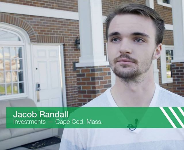 Congrats to Brother Jacob Randall for being featured in the UND greek life video. Thank you for being a great representative for our greek community!  If you'd like to watch the video it is on the UND Greek Life website.  #proudtobeaphi