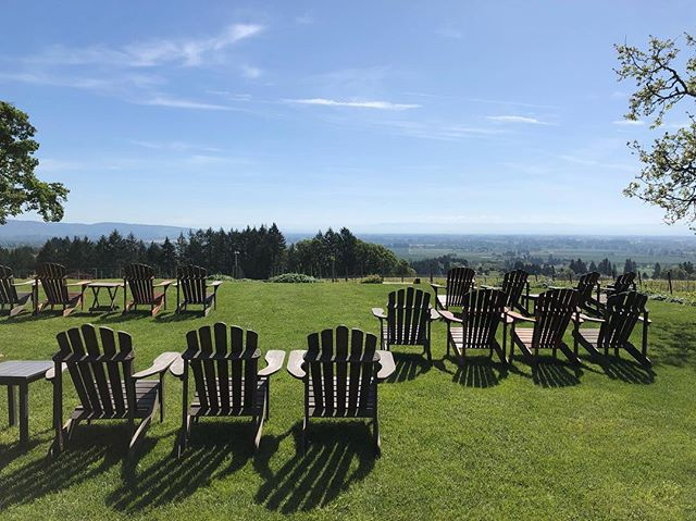 This is NOT the picture from yesterday. It's going to be another perfect day down here @durant_oregon!! Get down here! There is wine, chocolate, cheese, jams, @marshallshautesauce & pasta.