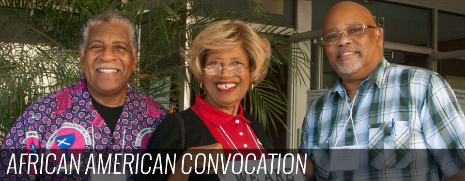 Pictured: Rev. Jo Ann Bynum, Director PSWR African American Ministries, and her daughter, Dr. Joi Robinson, Regional Board member.