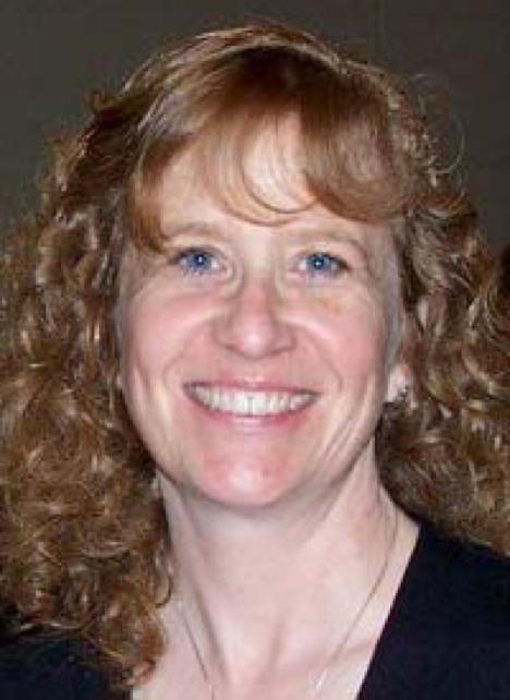 Sandy Messick, Regional Minister, Northwest Region