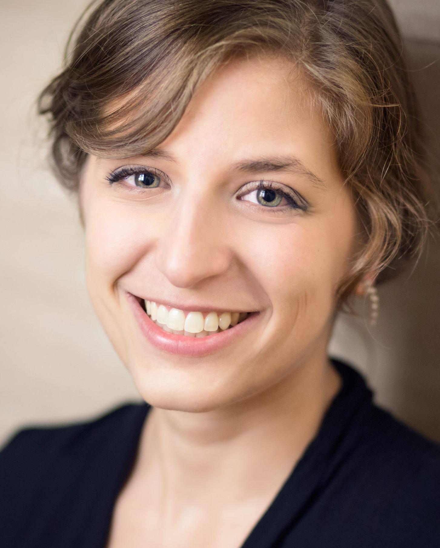 Melanie Ashkar, mezzo-soprano