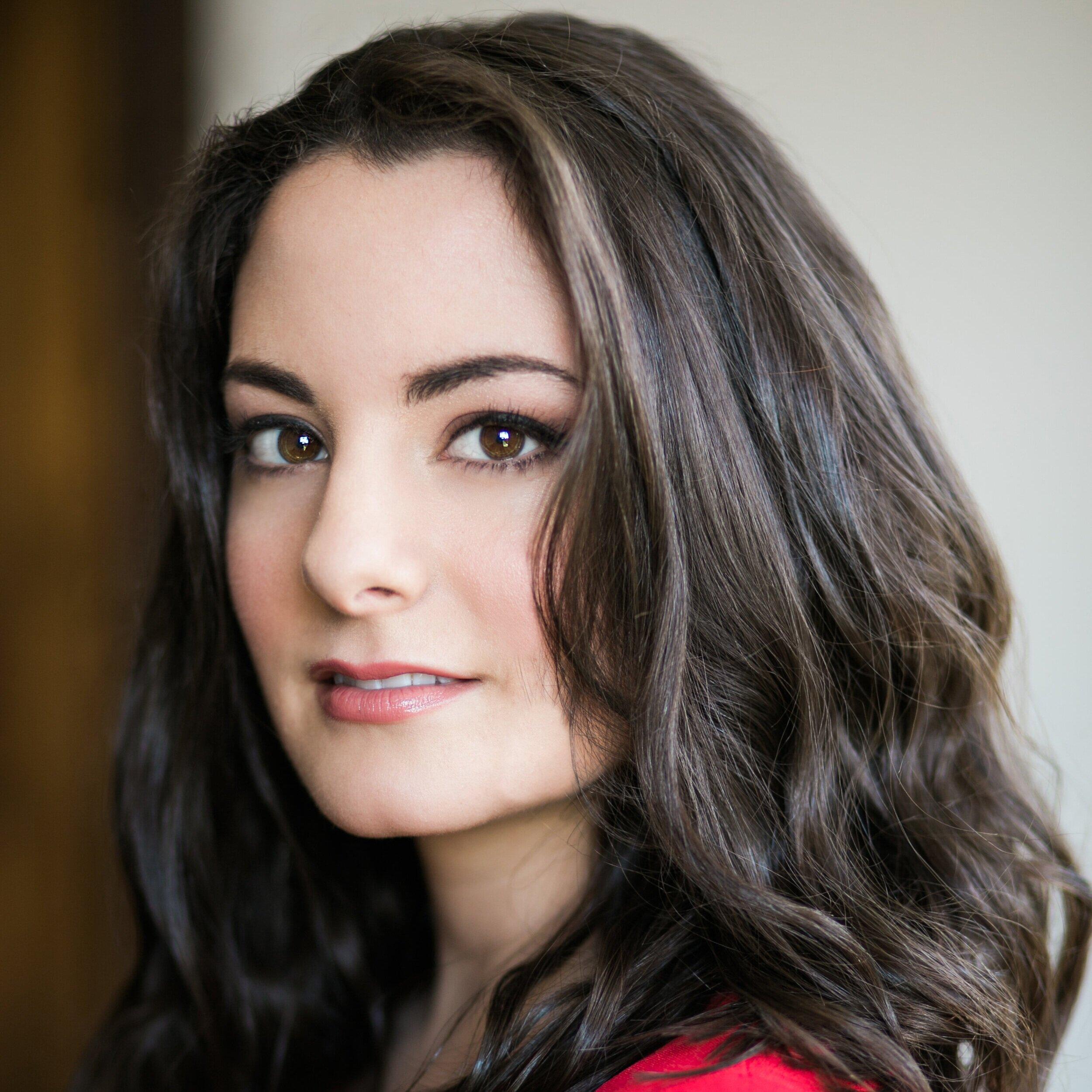 Gina Perregrino, mezzo-soprano