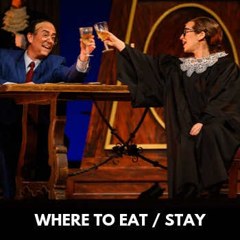 Where to eat / stay
