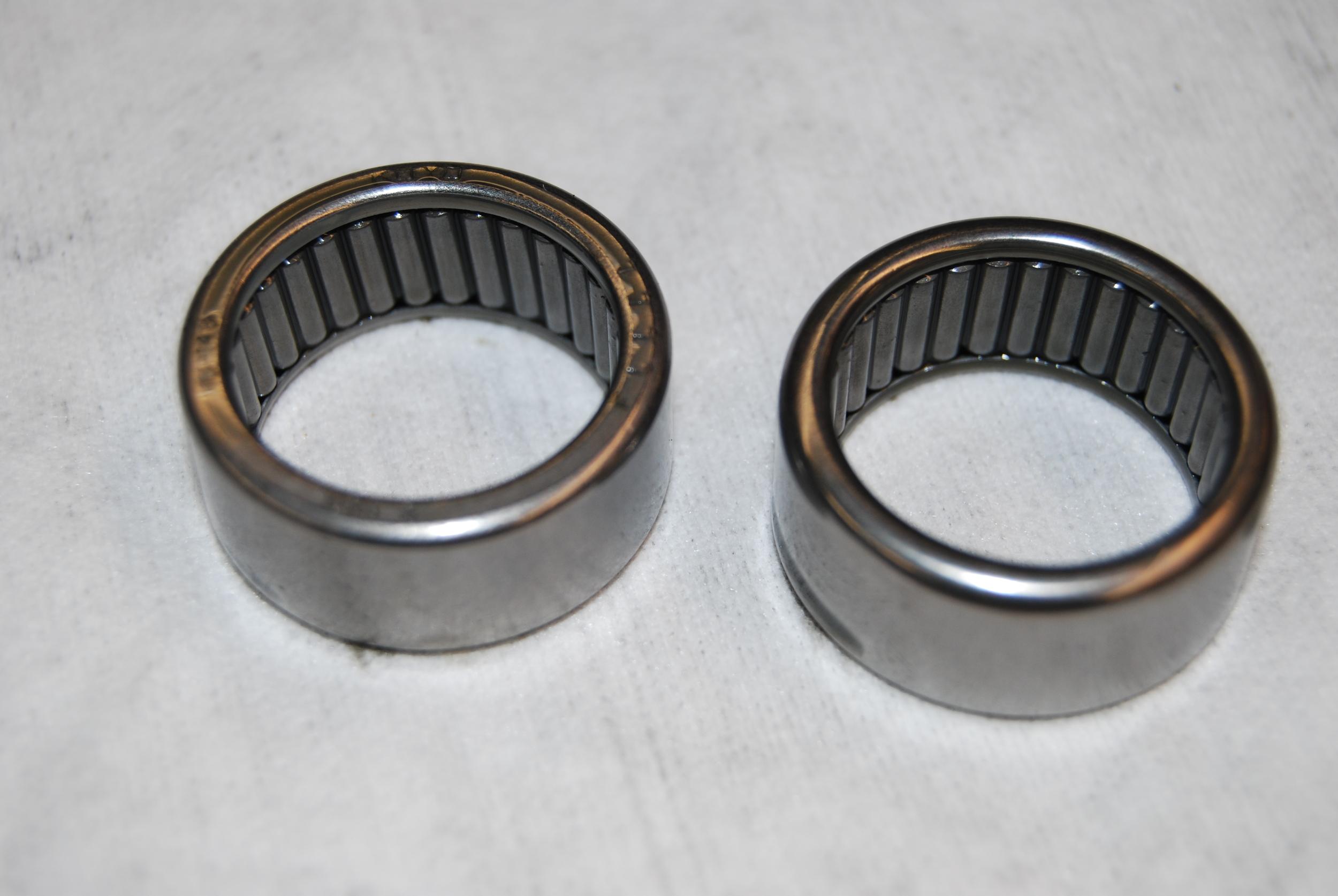 High Capacity Bearings