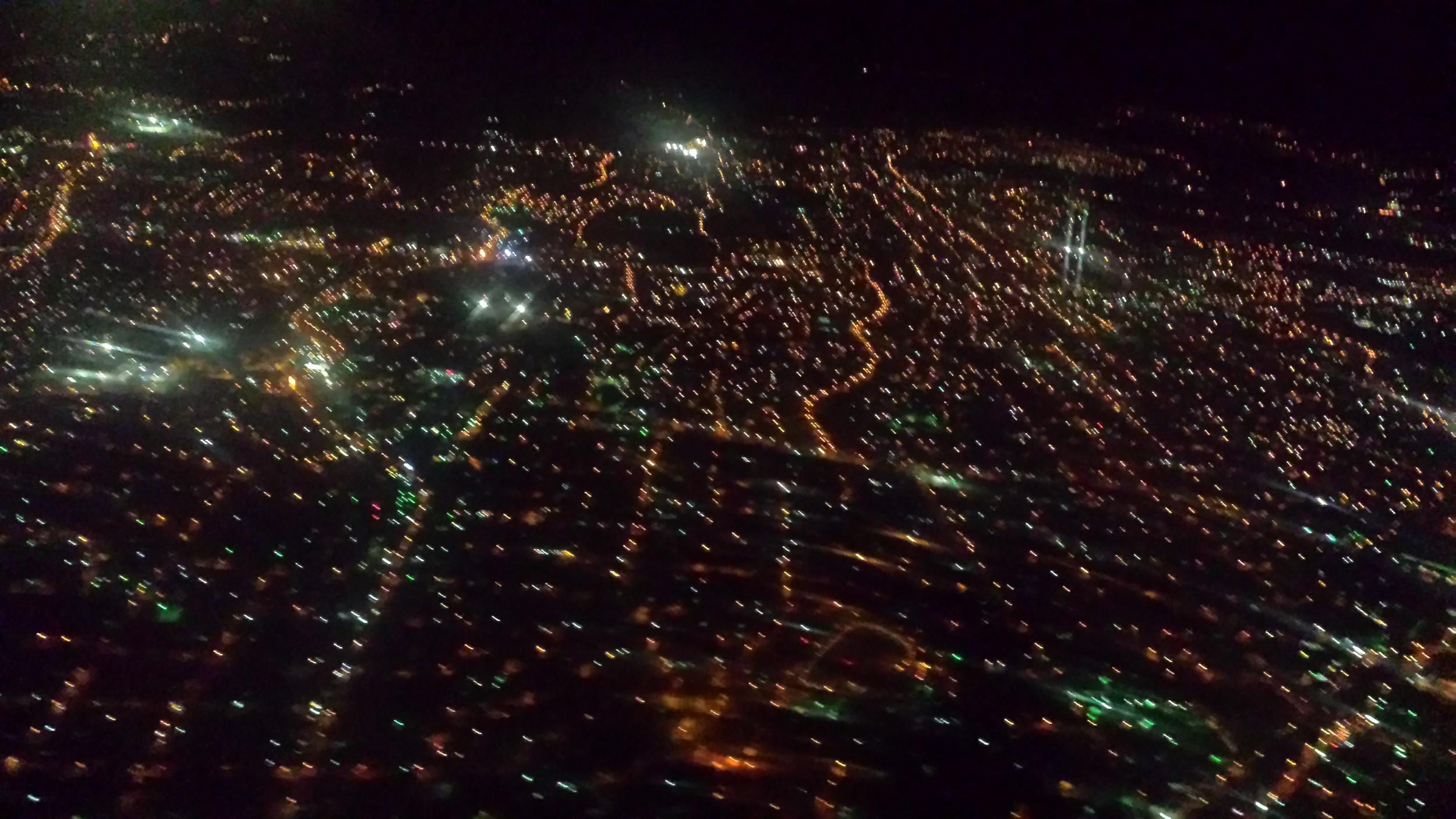 Hello Managua! I'm here! :)
