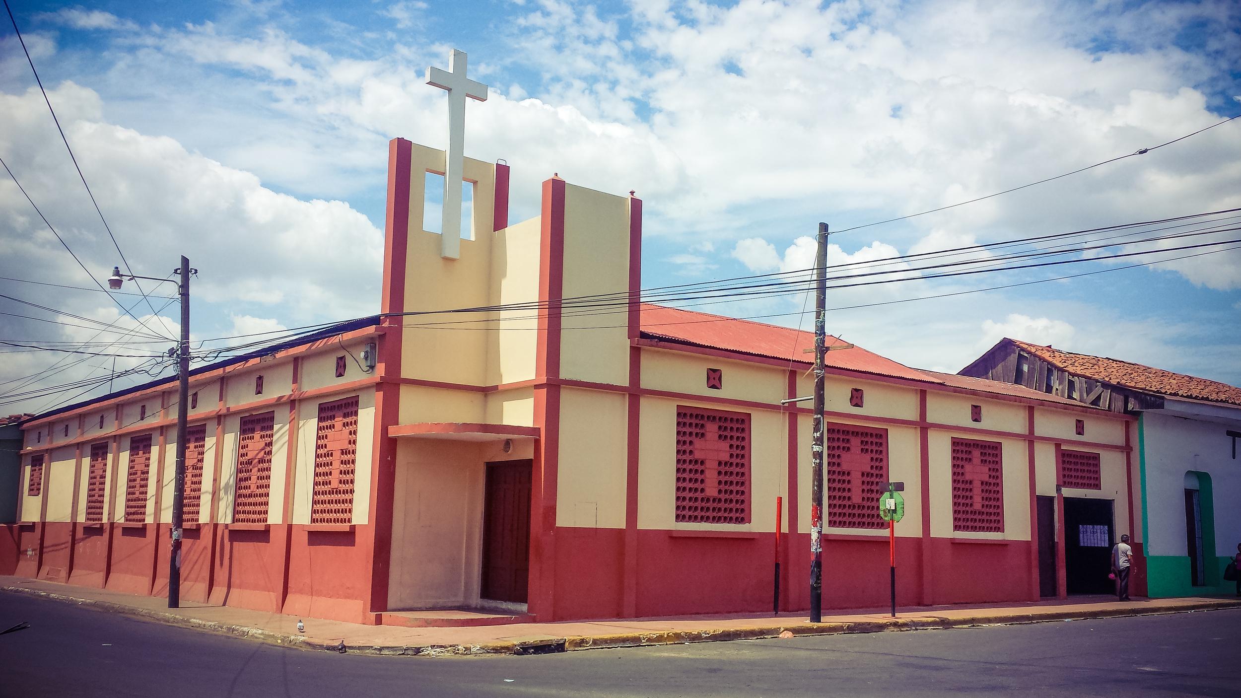 Iglesia Betel (Betel Church)