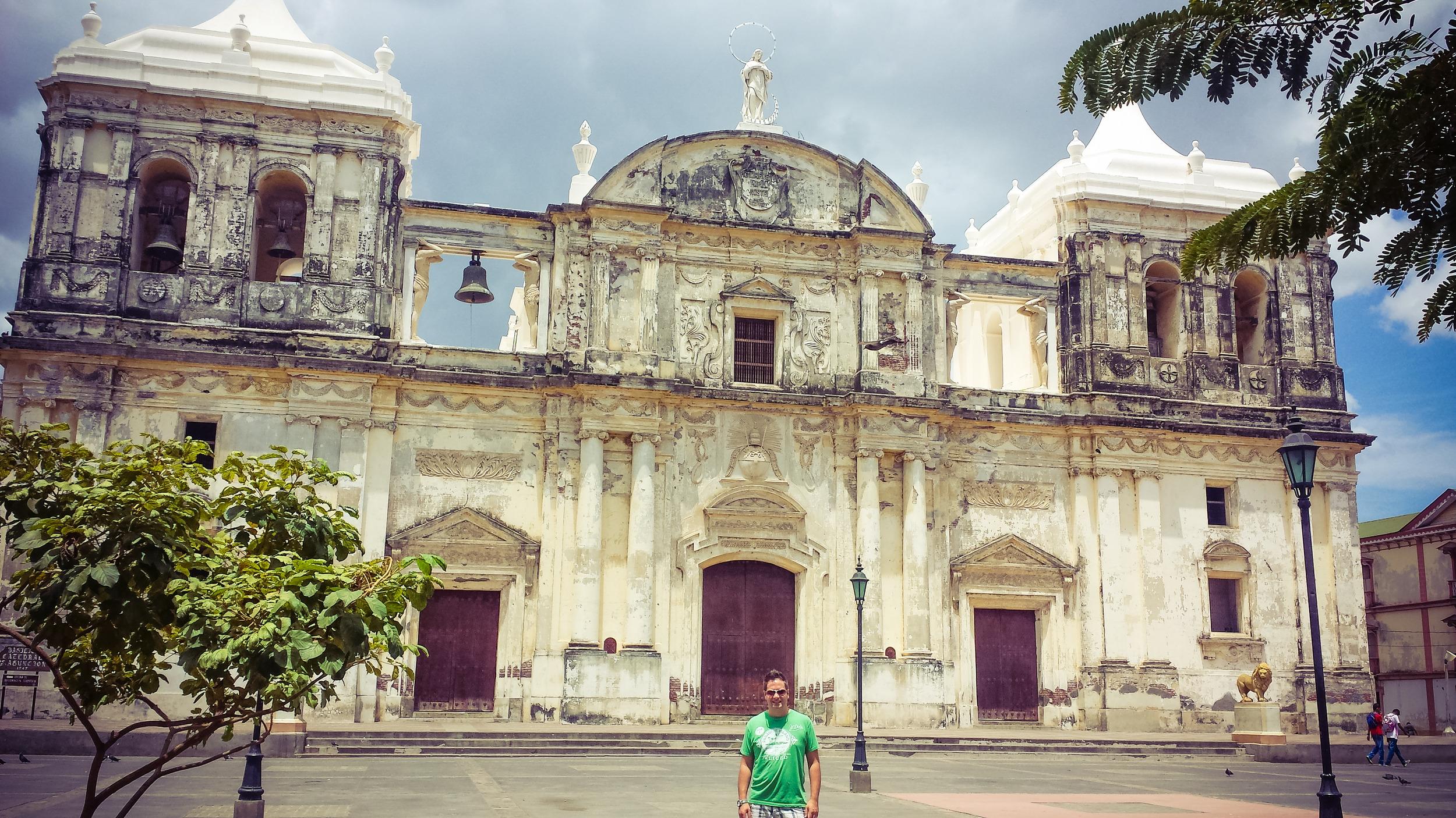 Old Cathedral, Basilica Catedral de la Asucion, establish 1747